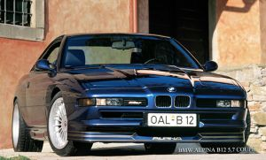 Alpina B12 Coupe (1990-1996)