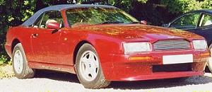 Aston Martin V8 Virage (1990-2000)