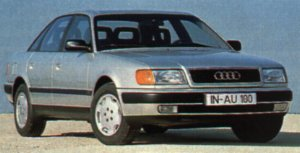 Audi 100 / A6 (1990-1997): Motoren, Varianten, News und Fotos