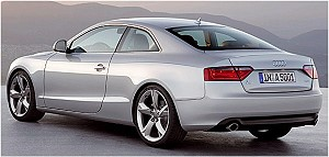 "2007-2011 ""A5 Coupe"" 3-tr.Coupe"