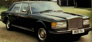 Bentley Eight (1984-1992)