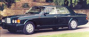 Bentley Brooklands (1992-1998)