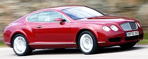 Bentley Continental GT / GTC (2003-2010)