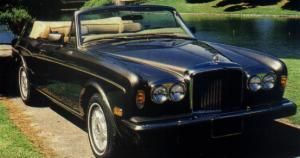 Bentley Continental (1984-1994)