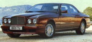 Bentley Azure / Continental (1992-2001)