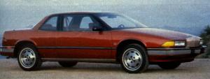 1987-1991 2-tr.Coupe