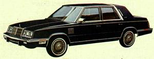 Chrysler New Yorker (1981-1983)