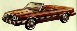Chrysler Le Baron Coupe (1983-1986)