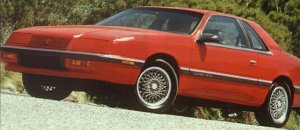 Chrysler Le Baron (1988-1995)