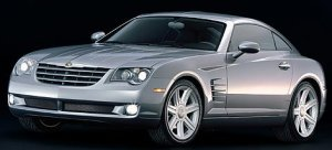 Chrysler Crossfire (2003-2008)
