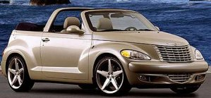 Chrysler PT Cruiser (2000-2009)