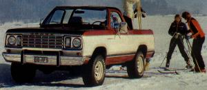 Dodge Ramcharger (1978-1985)