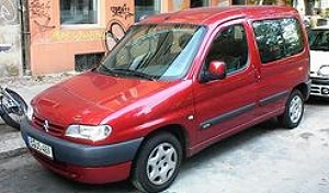 Citroen Berlingo (1996-2008)