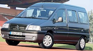 Citroen Jumpy (1998-2006)