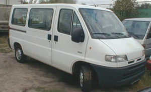 Citroen Jumper (1994-2007)