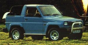 Daihatsu Feroza 1989 1997 Erfahrungen Und Berichte
