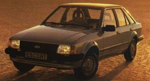 Ford Escort / Orion (?)