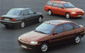 Ford Escort / Orion (1990-1999)