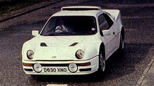 Foto Ford RS 200