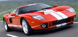 Ford GT (2004-2006)