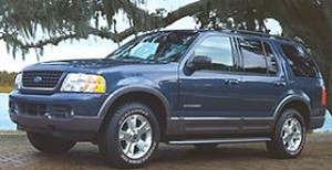 Ford Explorer (bis 2010)