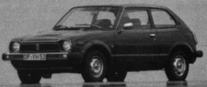 Honda Civic (1973-1980)