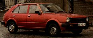 Honda Civic (1980-1984)