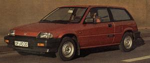 Honda Civic (1984-1987)