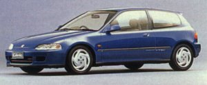 Honda Civic (1991-1995)