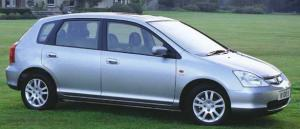 Honda Civic (2001-2006)