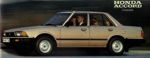 Honda Accord (1982-1985)