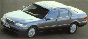 Honda Legend (1996-2005)