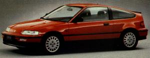 1989-1992 1.Facelift 3-tr.Coupe