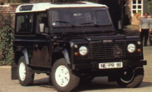 Land Rover Defender (1996-2006)