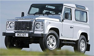 Land Rover Defender (2006-2015)