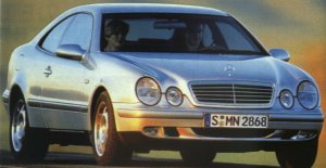Mercedes-Benz CLK (1997-2003)