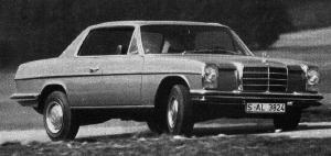 Mercedes-Benz 250-280 Coupe /8 (1968-1976)