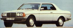 Mercedes-Benz 230-300 Coupe (1976-1985)
