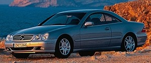 Mercedes-Benz CL (1999-2005)