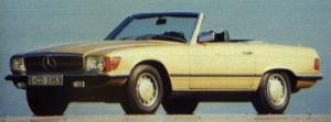 Mercedes-Benz SL (1971-1988)