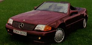 Mercedes-Benz SL (1989-2001)