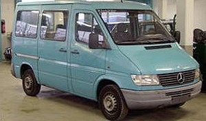Mercedes-Benz Sprinter (1995-2005)
