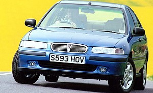 Rover 400-Series (1995-2000)