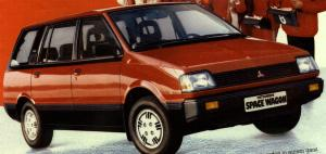 Mitsubishi Space Wagon (1983-1992)