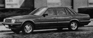 Nissan Laurel (1981-1989)