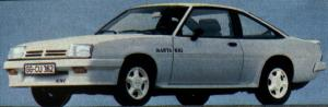 1982-1988 1.Facelift 3-tr.Coupe