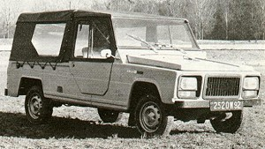 Renault Rodeo (1970-1981)