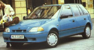 Suzuki Swift (1989-2004)