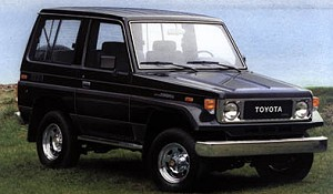 Toyota Land Cruiser (1985-1996)
