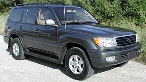 Toyota Land Cruiser 100 (1998-2008)